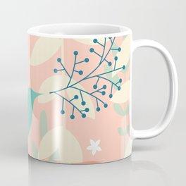Hummingbirds in spring Coffee Mug