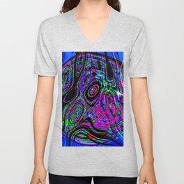 Psychedelic Universe Unisex V-Neck