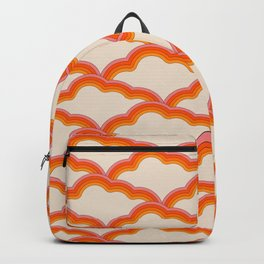 Warm Clouds Backpack