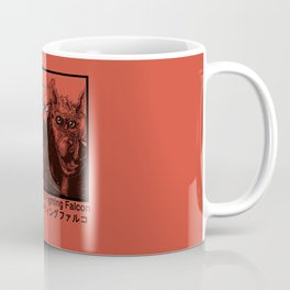 Falcon Flight R Coffee Mug