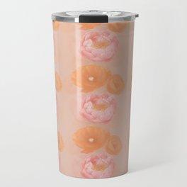 Good Morning Floral Travel Mug