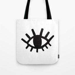 Open Eyes Tote Bag