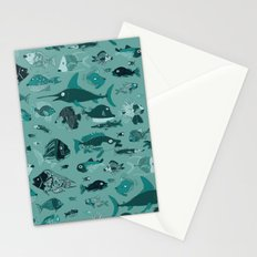 Something Fishy Stationery Cards