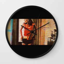 Torpid Wall Clock