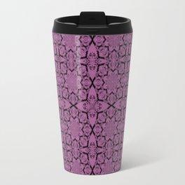 Bodacious Geometric Travel Mug