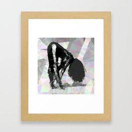 Stretches Framed Art Print