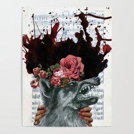 Unwelcome Advances Poster