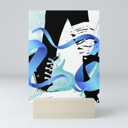 ¡A bailar! Mini Art Print