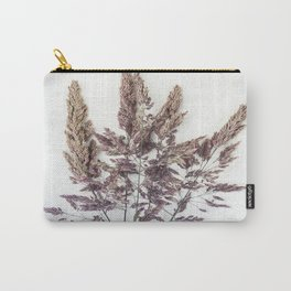Velvet Grass Carry-All Pouch
