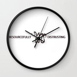 Scorpio Zodiac Wall Clock