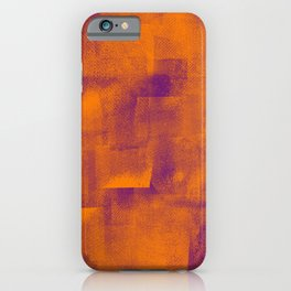 Rusty Steel iPhone Case
