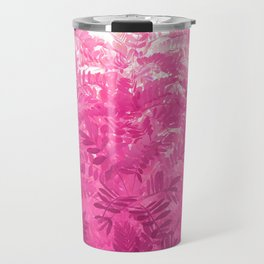 Zamioculcas - pink Travel Mug