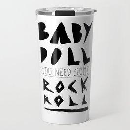 Baby Doll Travel Mug