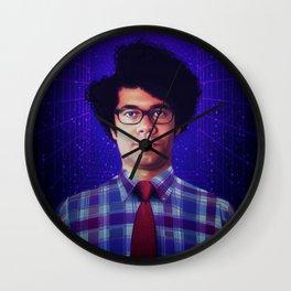 Standard nerds: Moss Wall Clock