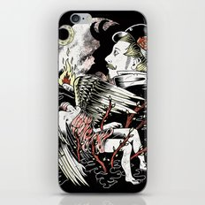 faust iPhone Skin