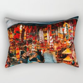 India [2] Rectangular Pillow