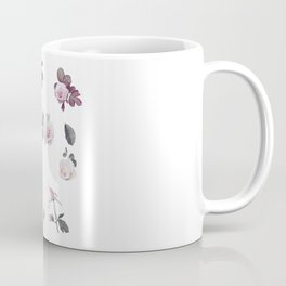 Floral Theme Coffee Mug