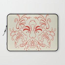 Fleur de Peen Laptop Sleeve