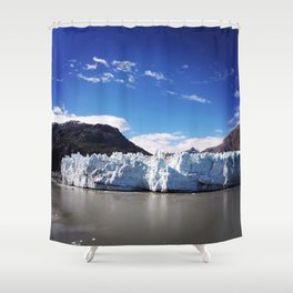 Alaskan Glacier Shower Curtain