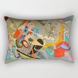 Kandinsky Composition Study Rectangular Pillow