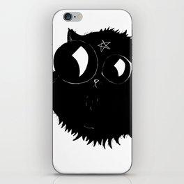 Unholy Cat iPhone Skin