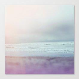 Ocean Pastel Canvas Print