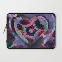 Candy Hearts 1 Laptop Sleeve