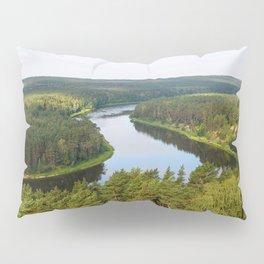River Nemunas Pillow Sham