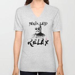 Yang Said Relax Unisex V-Neck