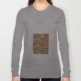 6 cousins inspired in Amadeo Souza Cardoso  Long Sleeve T-shirt