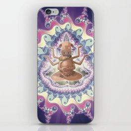 Psicodelic Cow's Inspiration iPhone Skin