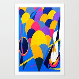 Tool Art Print
