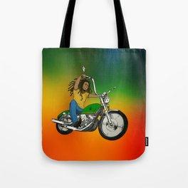 Hit The Road Bob Tote Bag