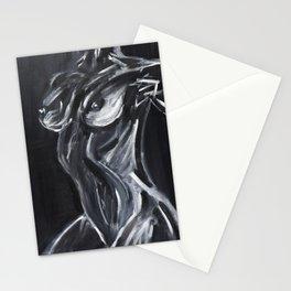 Naked Lady Stationery Cards