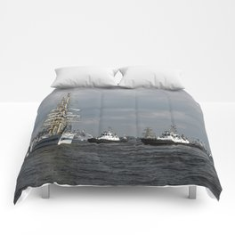 On the water Comforters