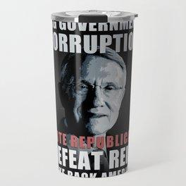 Defeat Harry Reid Travel Mug