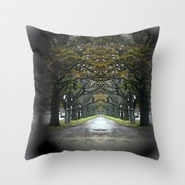 Nature's Gift Throw Pillow