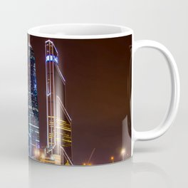 the bright lights of the city Coffee Mug