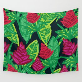 Tropical dreams Wall Tapestry