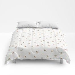 Bubble Gum Baby Lamb Comforters