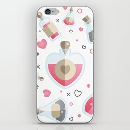 Brew Me A Love Potion iPhone Skin