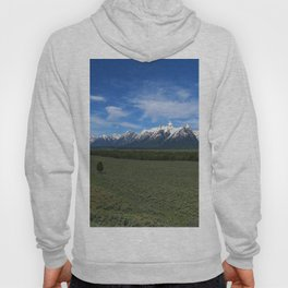 Beautiful Wyoming Landscape Hoody