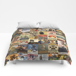 WWI Posters Comforters