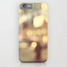 Bokeh in the City iPhone 6s Slim Case
