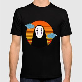 No Face a Lonely Spirit T-shirt