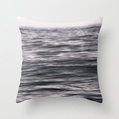 Nothing but Ocean Throw Pillow