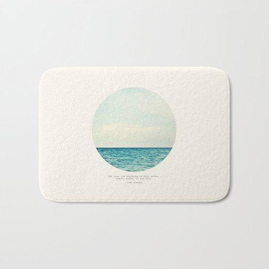 Salt Water Cure Bath Mat