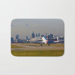 British Airways London Bath Mat