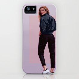 Model iPhone Case