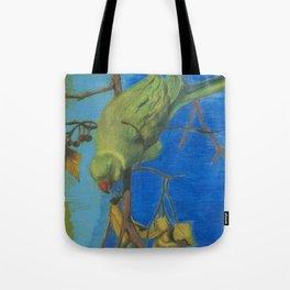 parrot 3 Tote Bag